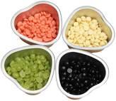 Bluezoo Wax Melting Bowl Mini Waxing Pot for Brazilian Hard Wax Beads Hair Removal Warmer Hot Film Waxing Pellets