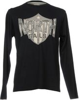 North Sails T-shirts - Item 12087968