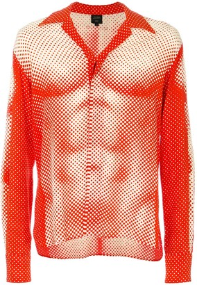 Jean Paul Gaultier Pre Owned Pin Up Boys shirt