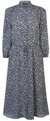 Lauren by Ralph Lauren Lauren Alixandra Long Sleeve Dress Womens