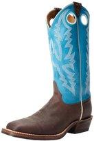 Justin Men's Bent Rail Cowboy Boot Square Toe