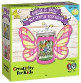 Creativity For Kids Sparkle N' GROW Butterfly Terrarium