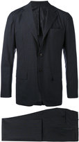 Kiton two piece suit - men - Cupro/Cashmere/Wool - 48