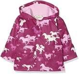 Hatley Baby Girls 0-24m Infant Raincoat