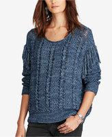 Denim & Supply Ralph Lauren Fringe Sweater