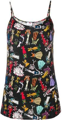 Ultràchic Cowgirl Print Camisole