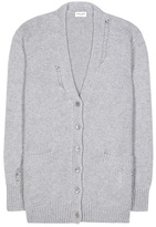 Saint Laurent Cashmere knitted cardigan