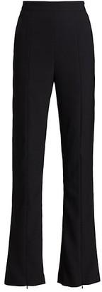 BURNETT NEW YORK Slit-Front Pants
