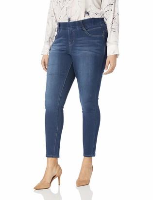 Jag Jeans Women's Plus Size Bryn Skinny Pull on Jean