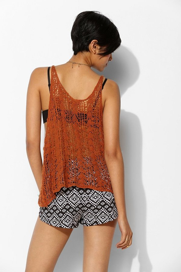 Urban Outfitters Staring At Stars Soft Runner Short
