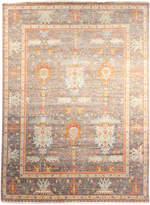 F.J. Kashanian Oushak Hand-Knotted Wool Rug