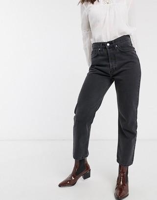Bolongaro Trevor Montana high rise straight leg jeans