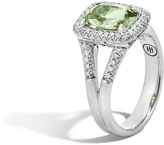 John Hardy Magic Cut Ring with Amazonite and Diamonds