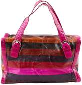 Sergio Rossi Leather Handbag