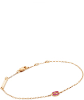 Marc Jacobs Lips Chain Bracelet