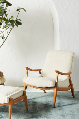 Anthropologie Marni Chair By in White