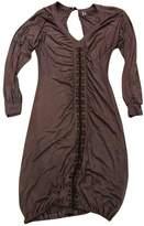 Jean Paul Gaultier Grey Viscose Dresses