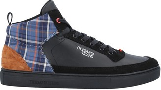 TRUSSARDI JEANS High-tops & sneakers
