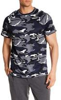 Majestic Camo Athletic Leisure Short Sleeve Tee