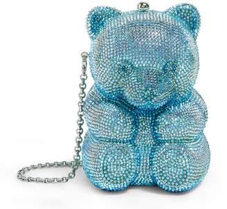 Judith Leiber Crystal Gummy Bear Clutch Bag