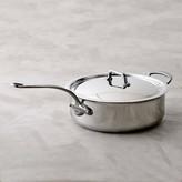 Mauviel M'Cook Onyx Saute Pan, 5 3/4 Qt.
