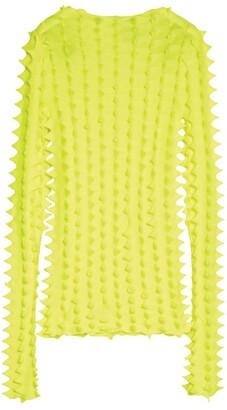 Loewe X Paula'S Ibiza 3D Spike Knitted Sweater
