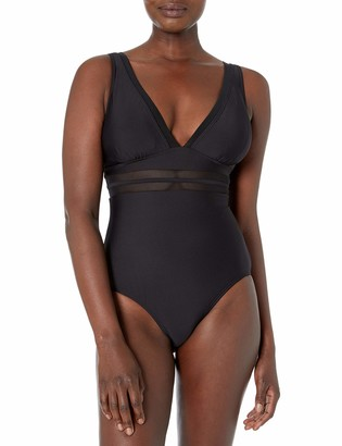 Tommy Hilfiger Women's One Piece Swimsuit