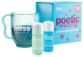 Bliss Poetic Waxing Microwavable Wax Kit