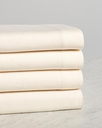Belle Epoque Cotton Flannel Sheet Set