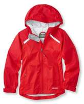L.L. Bean Kids' Trail Model Rain Jacket