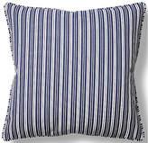 Barclay Butera Payton 22x22 Throw Pillow - Blue/White