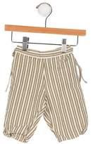 Caramel Baby & Child Girls' Striped Pants