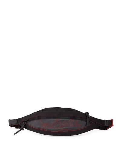 a55770ac8f4 Men's Paris NYC Leather Belt Bag