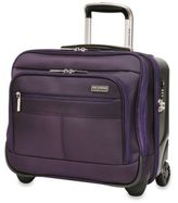 Ricardo Beverly Hills Mulholland Drive 16-Inch Rolling Carry On Business Tote in Purple