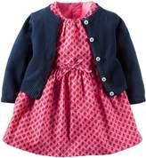 Carter's Baby Girls' Dress Sets