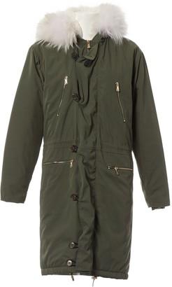 N. Baartmans And Siegel \N Khaki Polyester Coats