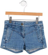 Little Marc Jacobs Girls' Denim Shorts