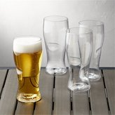 Crate & Barrel Govino ® Shatterproof Plastic Beer Glasses Set of 4
