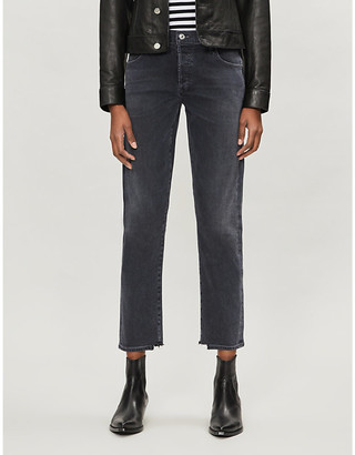 Citizens of Humanity Emerson boyfriend-fit mid-rise jeans