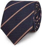 Reiss Weston Textured Silk Tie