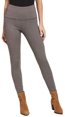 Lysse Medium Control Ponte Jaquard Leggings