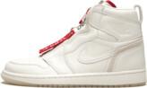 Jordan W Air 1 High Zip AWOK 'Vogue Sail' Shoes - Size 5W