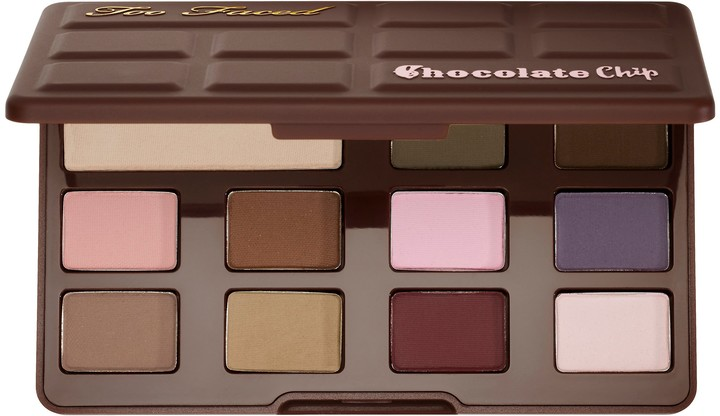 Too Faced - Matte Chocolate Chip Eyeshadow Palette