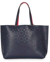 Echo ??eversible Cutout Leather Tote