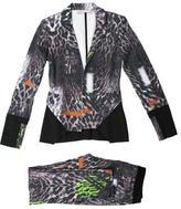 Preen Line Printed Skinny Pantsuit