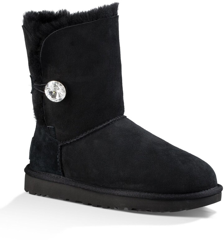 4872dee35c9 Bailey Button Bling Genuine Shearling Boot