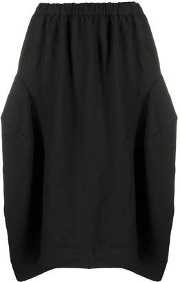 Comme des Garcons Full Midi Skirt