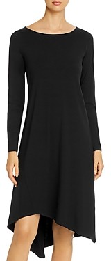 Eileen Fisher Asymmetric Hem Dress
