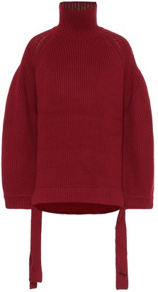 Ellery Wallerian rib-knit sweater