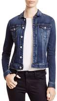 AG Jeans Jacket - Robyn Denim in Torrent